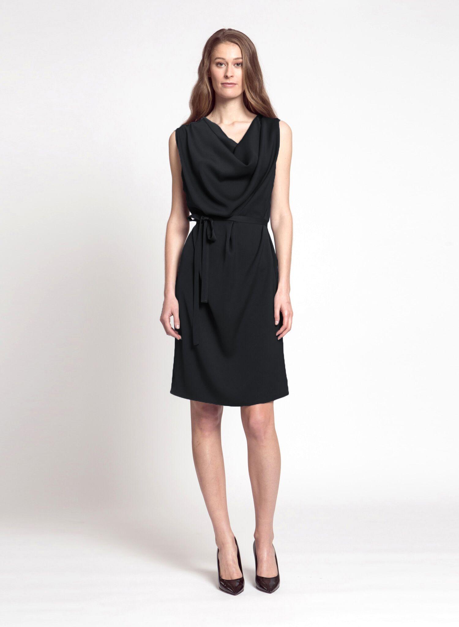 Katri Niskanen Juhlamekko, Thelma Dress Musta