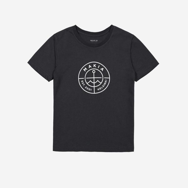 Makia Lasten T-paita, Scope T-shirt Musta