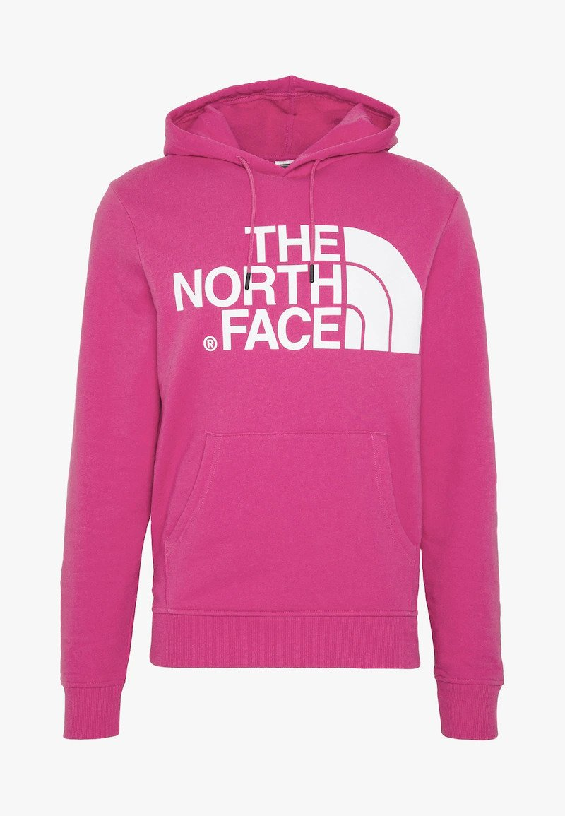 North Face Colleghuppari, Standard Hoodie Pinkki
