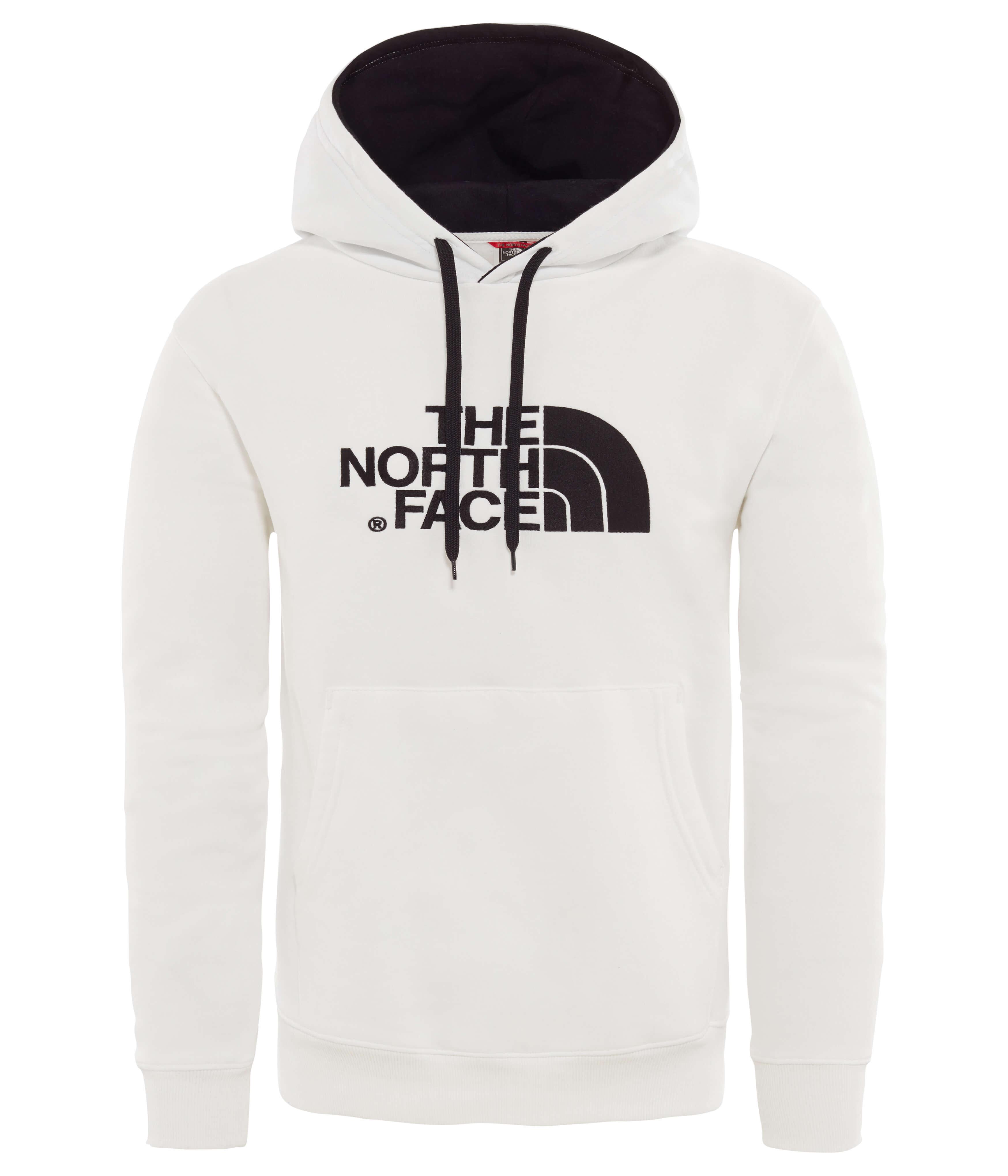 North Face Miesten Huppari, Drew Peak P HOODIE Valkoinen