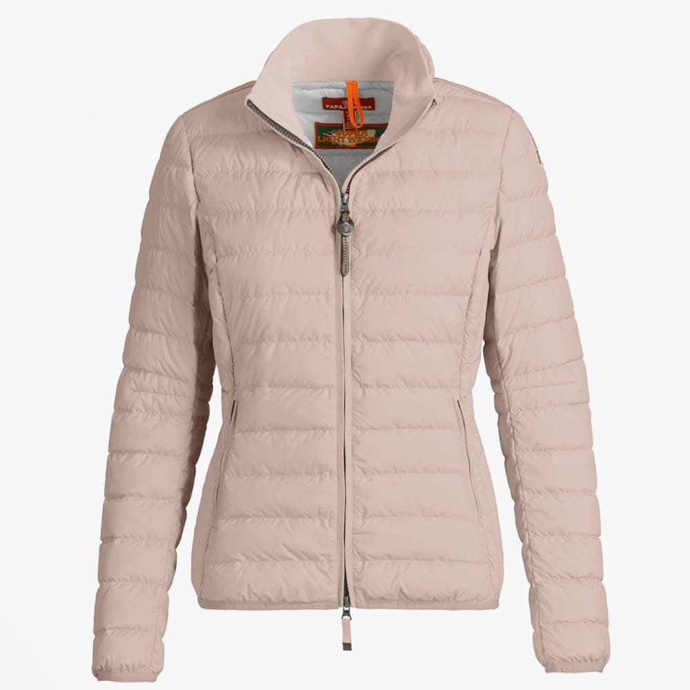 Parajumpers Naisten Kevytuntuvatakki, Geena Light Down Jacket Vaaleanpunainen