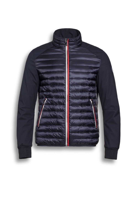 Reset Miesten Kevytuntuvatakki, Doha Mix Jacket In Lightweight Tummansininen