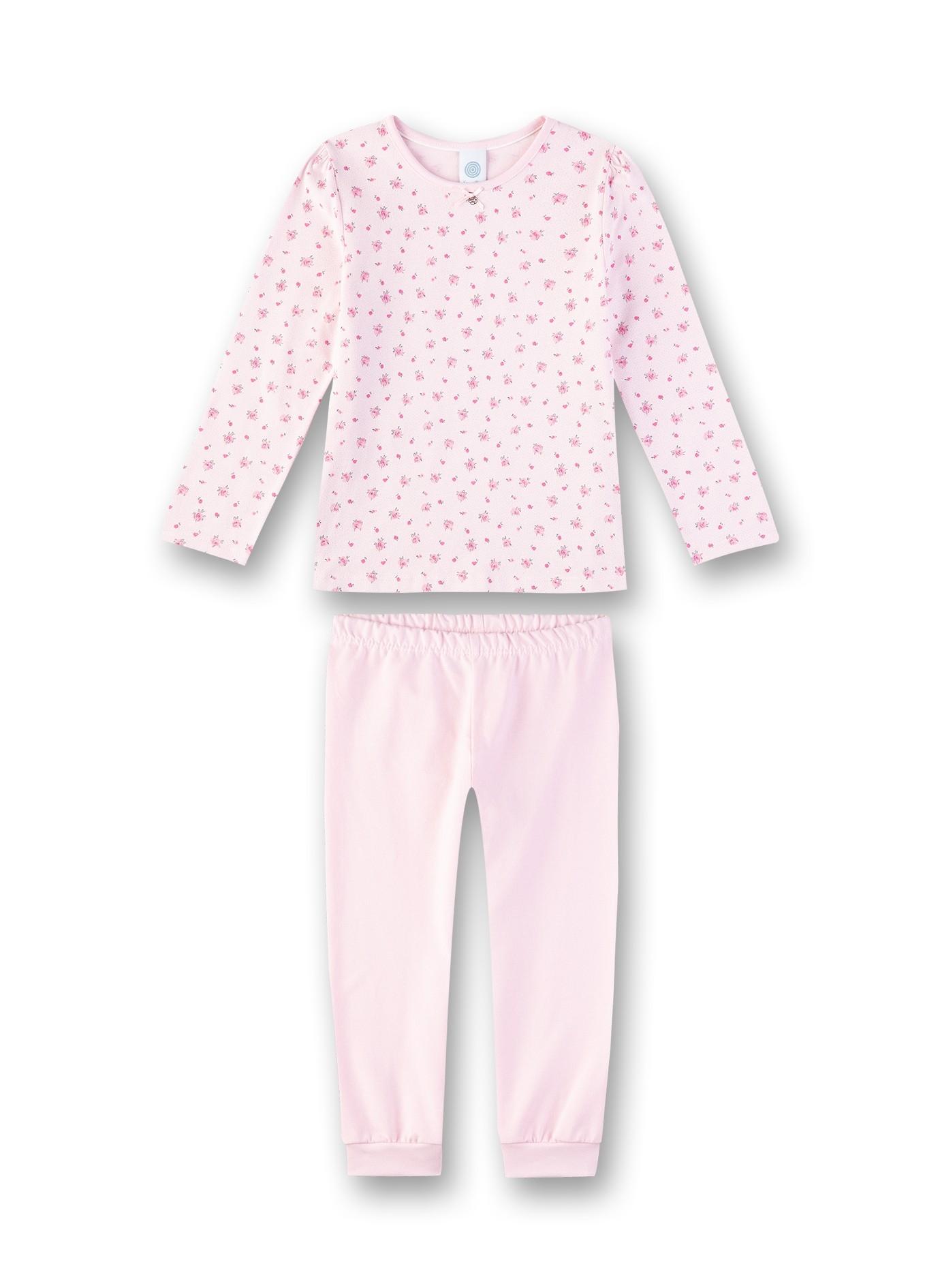 Sanetta Lasten Pyjama Vaaleanpunainen