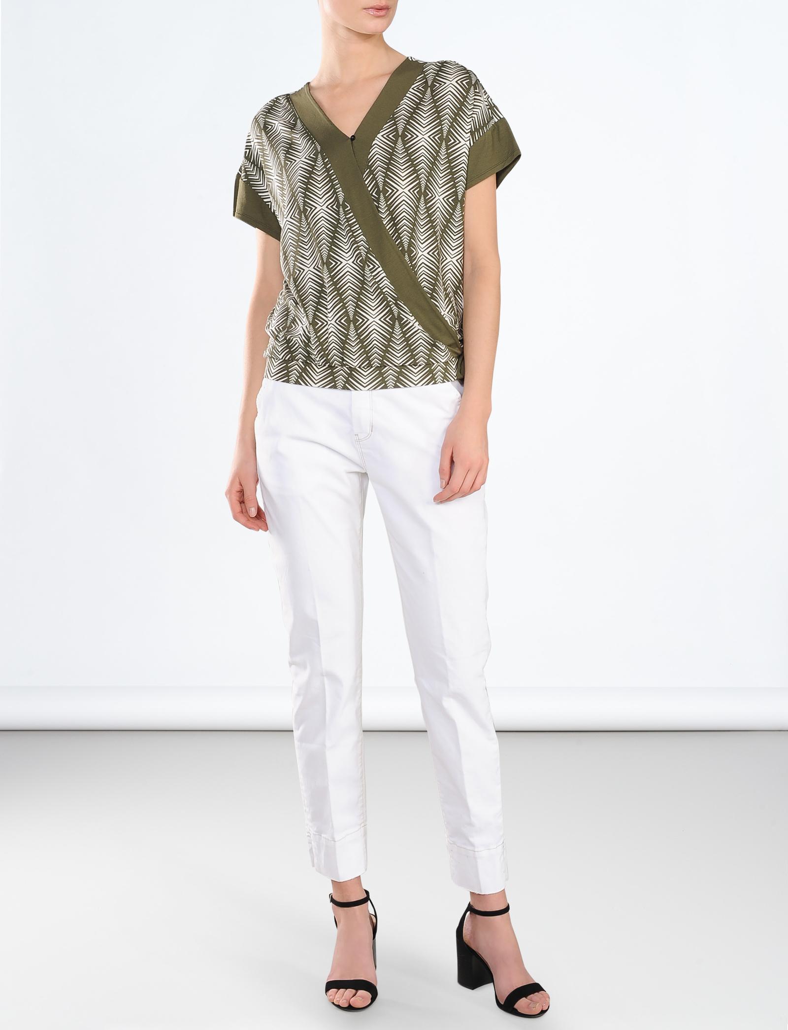 Summum Blue Daze Housut, White Denim Jeans Valkoinen