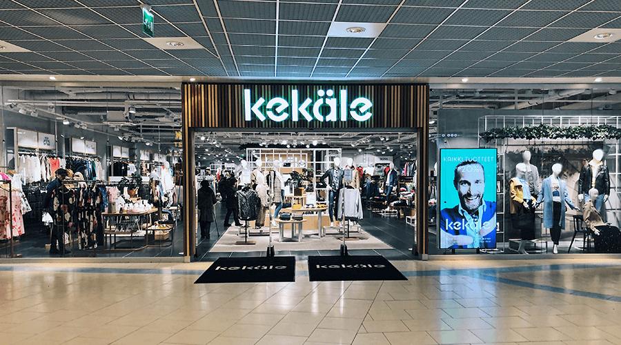 Kekäle Tampere Koskikeskus